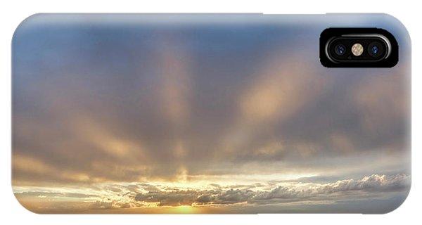 Sunrise And Wheat 03 IPhone Case