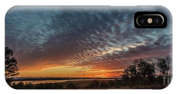 Sunrise At Biddeford Pool,maine IPhone Case