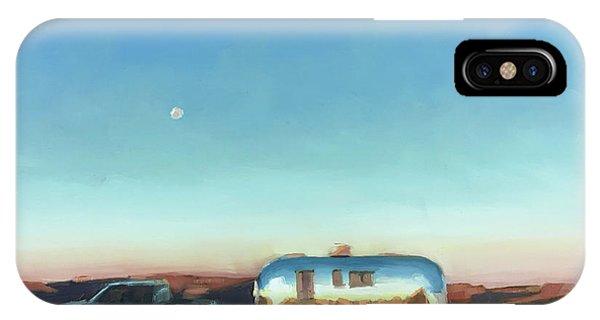 Sunrise At Gooseneck Canyon. IPhone Case