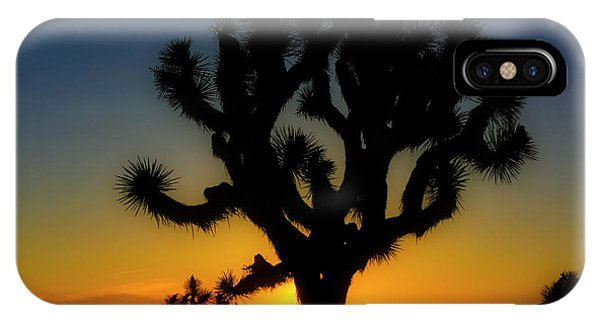 Sunrise At Joshua IPhone Case