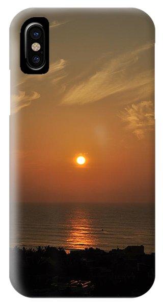 Sunrise At Kanniyakumari 2 India IPhone Case