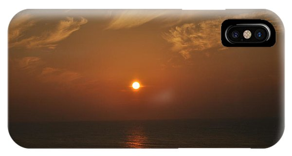 Sunrise At Kanniyakumari India IPhone Case