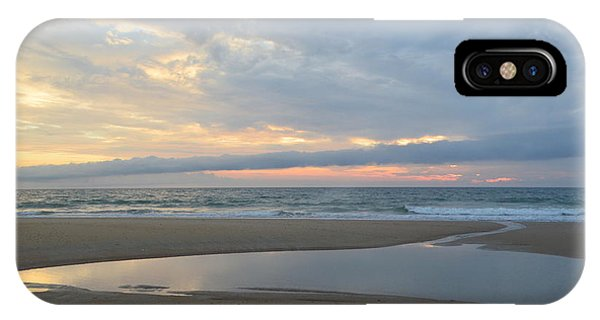 IPhone Case featuring the photograph Sunrise At Loggerhead by Barbara Ann Bell