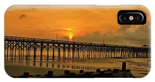 Sunrise At Pawleys Island IPhone Case