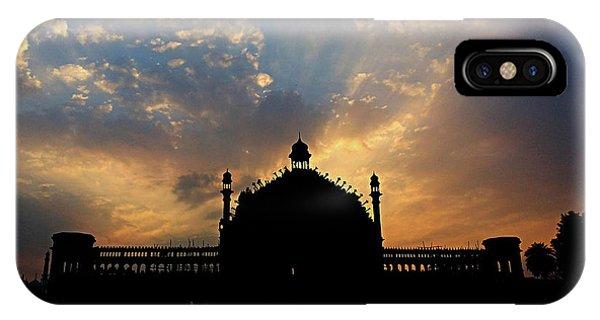 Sunrise At Rumi Gate IPhone Case