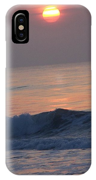 Sunrise At Wrightsville Beach IPhone Case