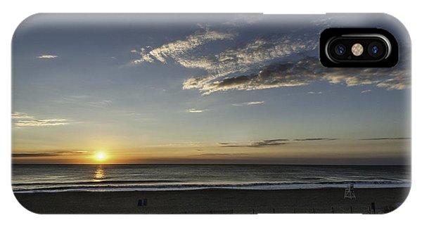 Sunrise Beach Oc IPhone Case