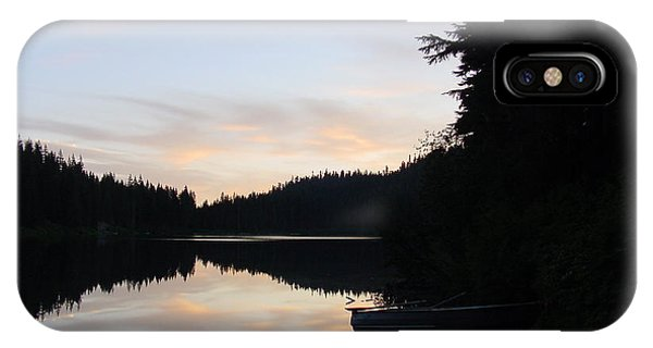 Sunrise Boat  IPhone Case