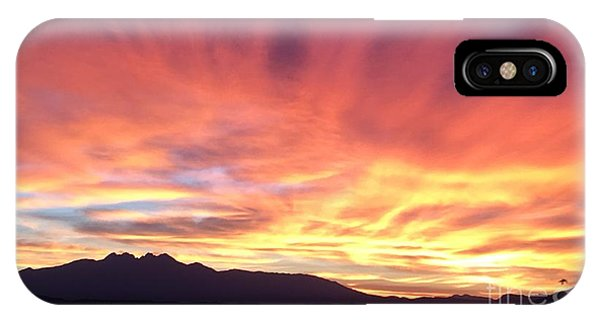 Sunrise Collection #2 IPhone Case