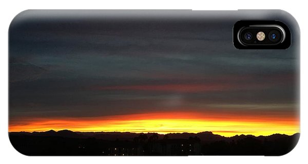 Sunrise Collection, #5 IPhone Case