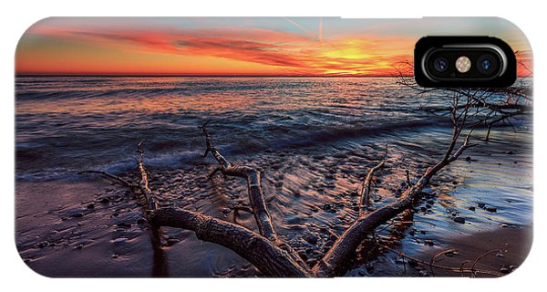 Sunrise Crossing  IPhone Case
