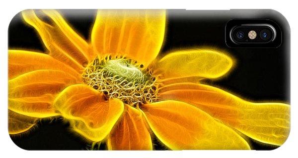 Sunrise Daisy IPhone Case
