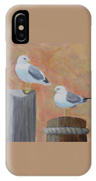 Sunrise Delight IPhone Case