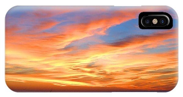 Sunrise Dune I I I IPhone Case