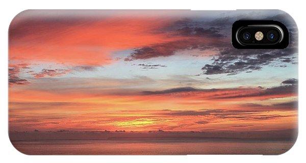 Sunrise From Koko Head IPhone Case