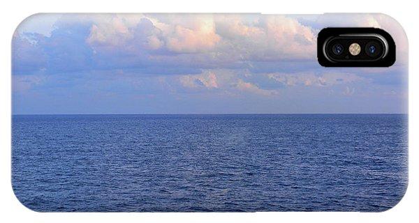 Sunrise From The Atlantic Ocean IPhone Case