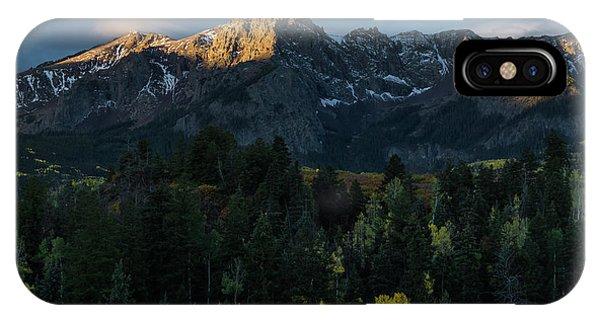 Sunrise In Colorado - 8689 IPhone Case