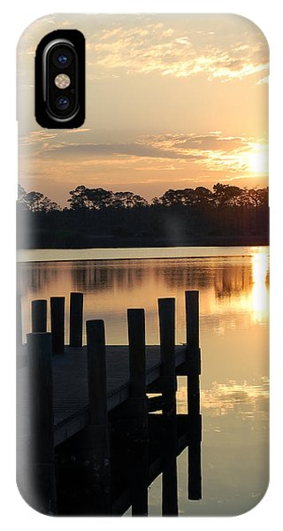 Sunrise In Grayton Beach II IPhone Case