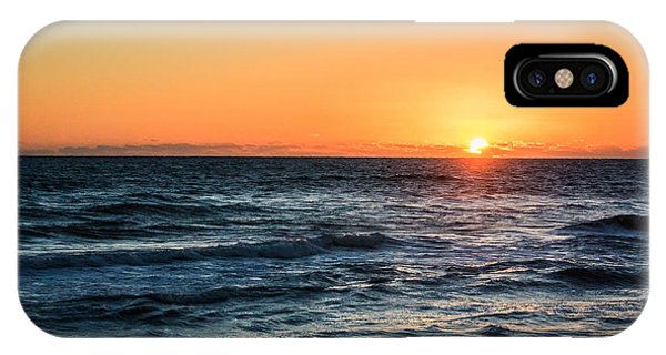 Sunrise In Nags Head IPhone Case