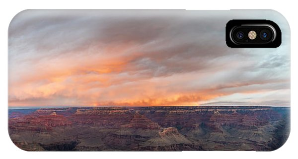 Grand Canyon iPhone Case - Sunrise In The Canyon by Jon Glaser