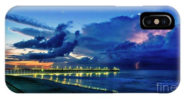 Sunrise Lightning IPhone Case