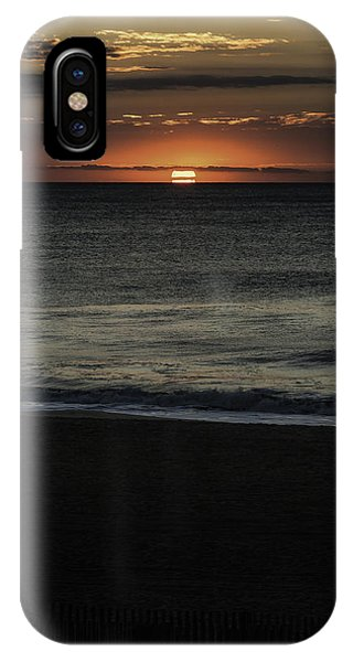 Sunrise Ocean City IPhone Case