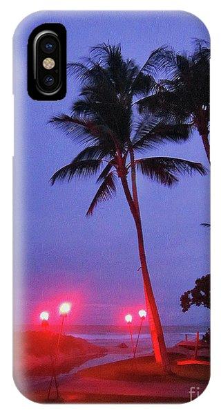 Sunrise Ocean Pathway IPhone Case
