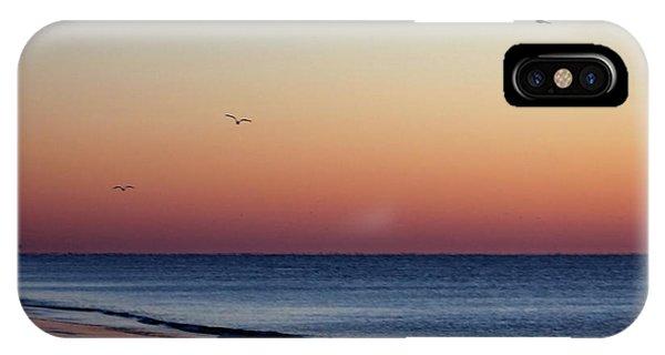 Sunrise On Hilton Head IPhone Case