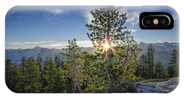 Sunrise On Sentinel Dome IPhone Case