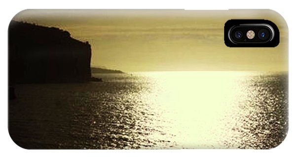 Sunrise On The Almalfi Coast IPhone Case