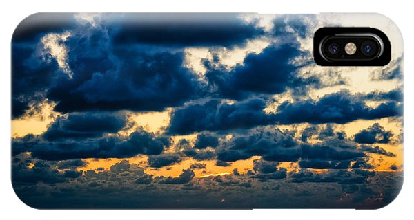 Sunrise On The Atlantic #7 IPhone Case