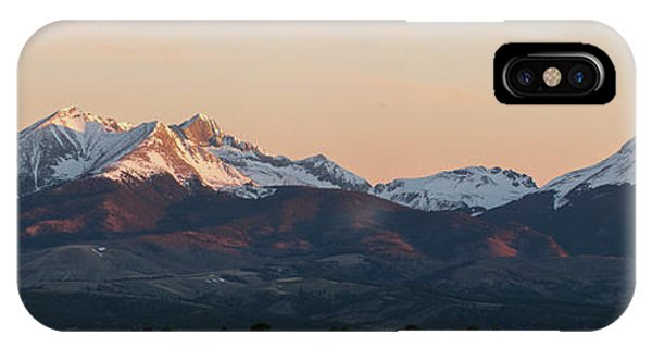 Sunrise On The Blanca Group Phone Case by Aaron Spong