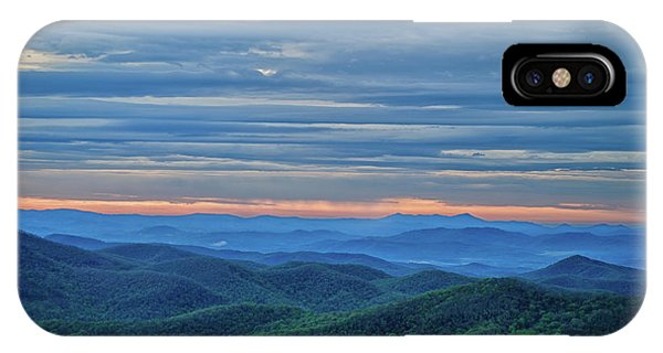 IPhone Case featuring the photograph Sunrise On The Parkway by Claire Turner