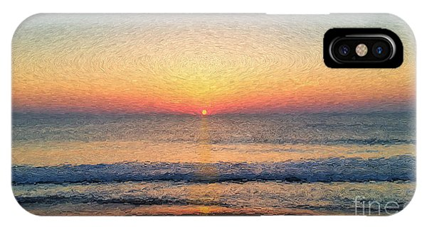 Sunrise Outer Banks Obx IPhone Case