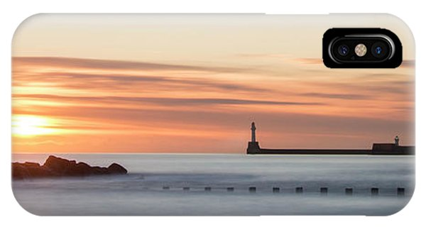 Sunrise Over Aberdeen Beach IPhone Case