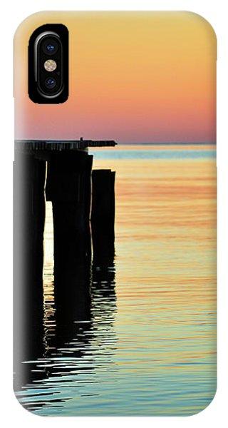Sunrise Over Chesapeake Bay IPhone Case