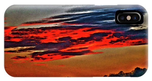 Sunrise Over Daytona Beach IPhone Case