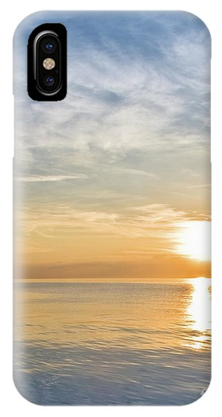 Sunrise Over Lake Michigan In Chicago IPhone Case