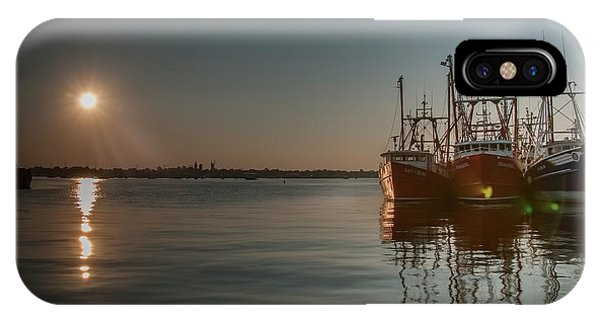 Sunrise Over New Bedford, IPhone Case
