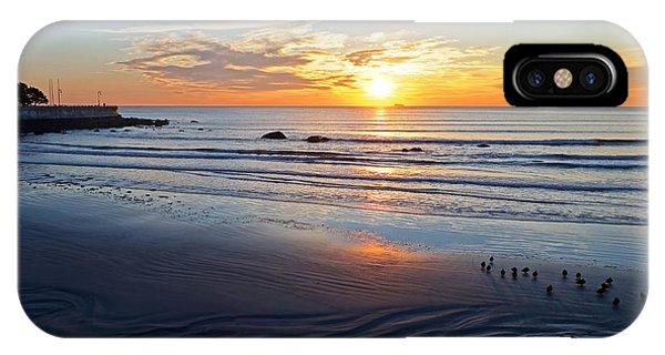 Sunrise Over Red Rock Park Lynn Shore Drive IPhone Case