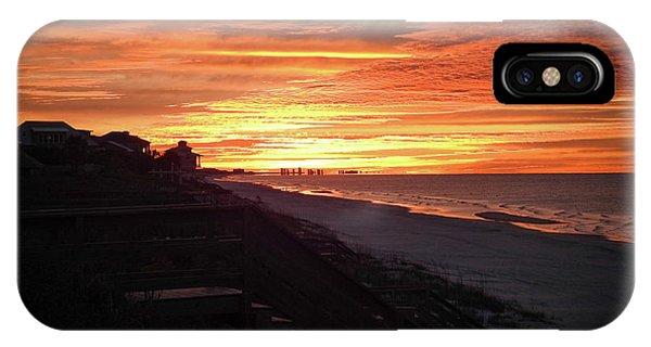 Sunrise Over Santa Rosa Beach IPhone Case
