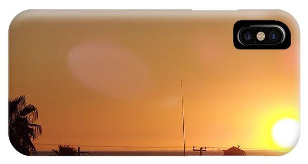 Sunrise Over Sea Of Cortez Phone Case by Staci Black
