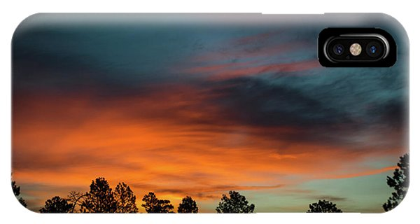 Sunrise Over The Southern San Juans IPhone Case