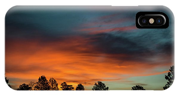 IPhone Case featuring the photograph Sunrise Over The Southern San Juans by Jason Coward