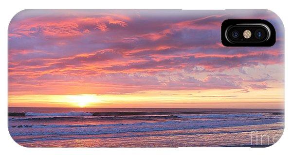 Sunrise Pinks IPhone Case