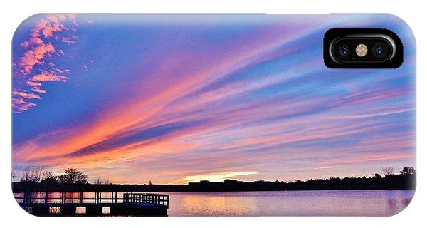 Sunrise Reflecting IPhone Case