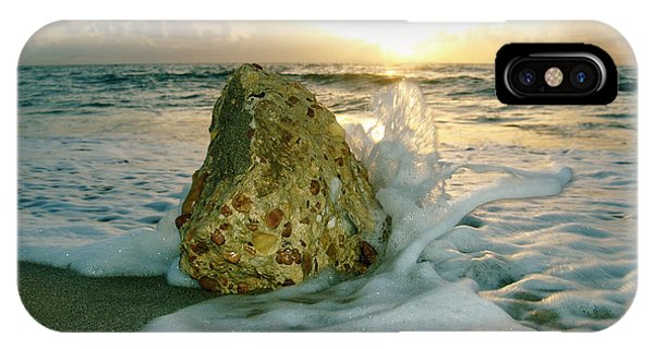 Sunrise Seascape Wisdom Beach Florida C4 IPhone Case