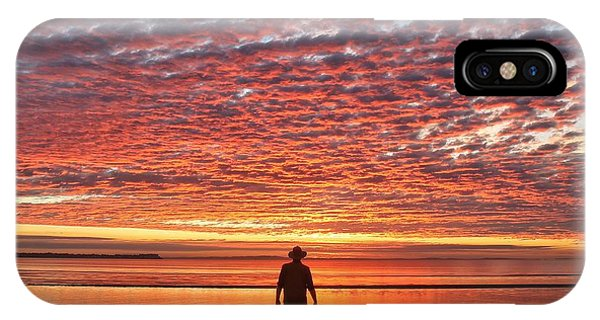 Sunrise Silhouette IPhone Case