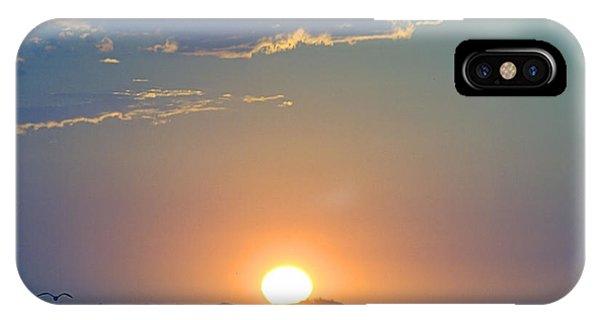 Sunrise Sky IPhone Case