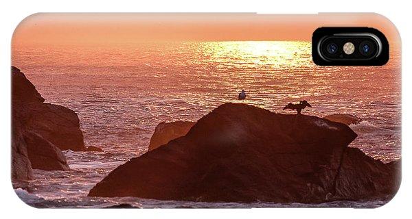 Sunrise, South Shore IPhone Case